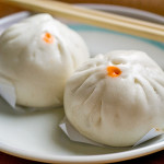 Char siew bao 叉烧包, S$0.70 each from Tiong Bahru Pau