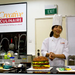 Chef Judy Koh, founder of Creative Culinaire