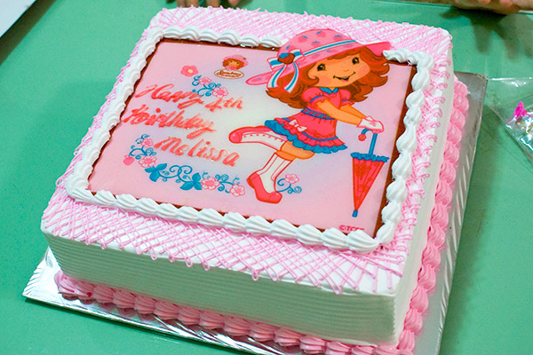 Strawberry Shortcake Birthday Cake Singapore Strawberry Shortcake Cake