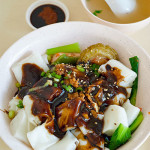 Yong tau foo with chee cheong fun