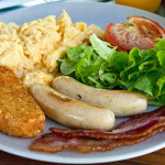 Western Breakfast Set, S$13.50