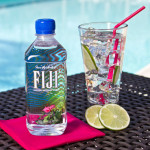 FIJI Water - natural artesian water from the islands of Fiji