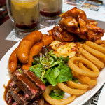 nydc's Hearty Christmas Roast Platter for 4