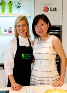 Me with Chef Anna Olson!