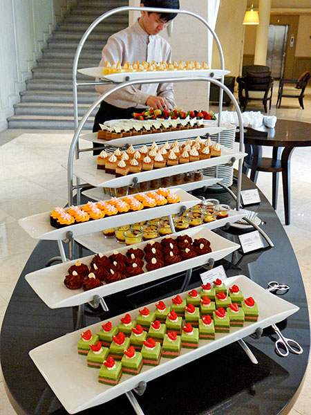 English Afternoon High Tea Buffet L Espresso Goodwood