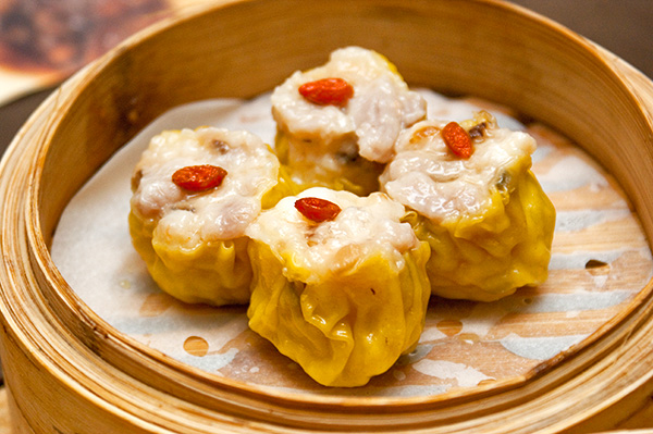 Pork Dumpling with Shrimp (4 pcs), S$5.00
