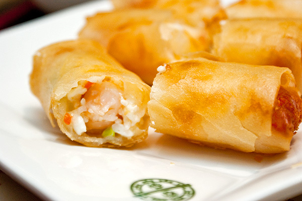 Spring Roll with Egg White (3pcs), S$4.20