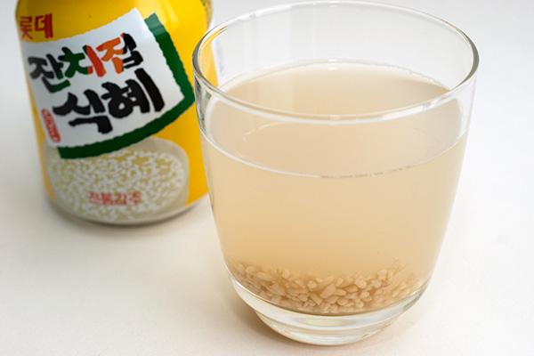 korean drink sikhye essay The drinking culture in south korea is very strong while you will find some south koreans who do not drink it is very rare the main alcoholic beverage that people consume is called soju and it is ridiculously cheap.