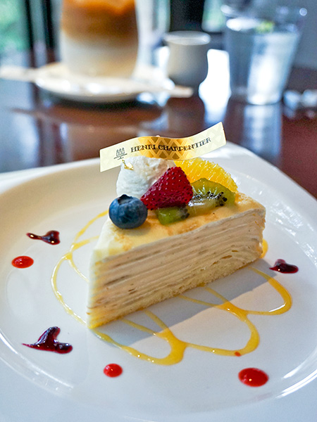 Mille Crepe, S$9.00++